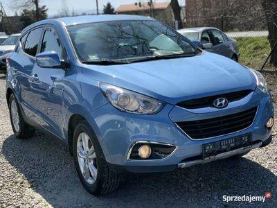 używany Hyundai ix35 1.6dm 135KM 2012r. 99 000km
