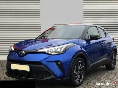używany Toyota C-HR 2,0 Hybryda Selection 184 KM Tapicerka skórzana- rata 1101zł