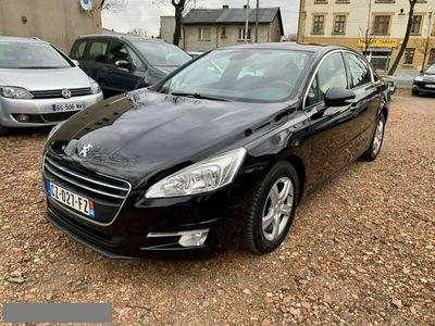 używany Peugeot 508 2.0HDi 140KM 2013 Manual Climatronic Alufelgi Navi Czujniki parkowania