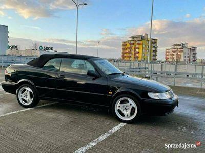 używany Saab 9-3 Cabriolet 2.0 benz Manual Skóra Szwajcaria I (1998-2002)