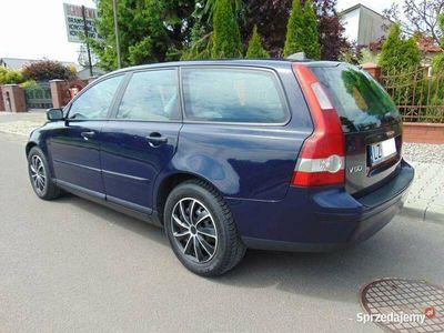 używany Volvo V50 benzyna*klima*