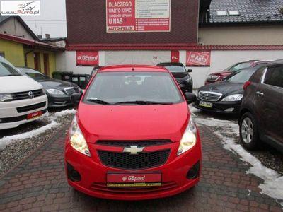 brugt Chevrolet Spark 1dm3 68KM 2012r. 149 000km