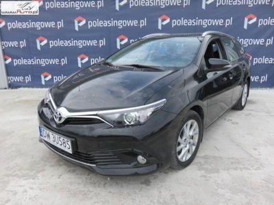 used Toyota Auris 1.6dm3 132KM 2016r. 50 233km ABS