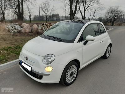 używany Fiat 500 * Grudzień 2012 / Klima *