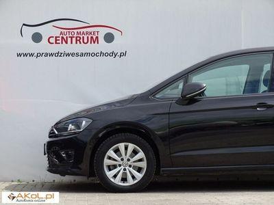 używany VW Golf Sportsvan 1.6dm 115KM 2017r. 187 747km