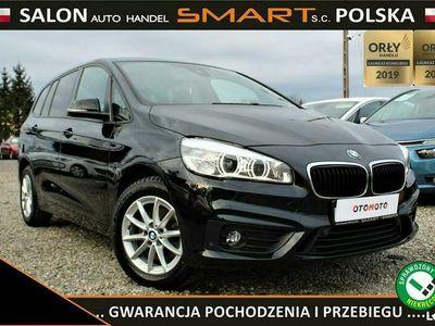 używany BMW 218 SERWIS / SportLine / Full Led / Navi / Automat / 7 osób / F46