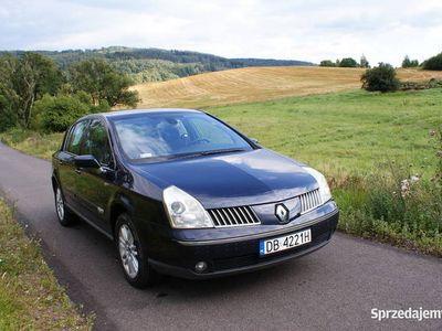 używany Renault Vel Satis z instalacją LPG