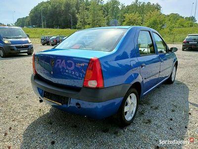 używany Dacia Logan - 1.6 benz, klima, opłacony