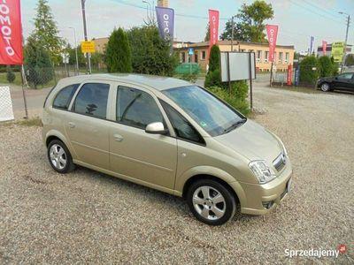 używany Opel Meriva 1.6dm 105KM 2009r. 110 800km
