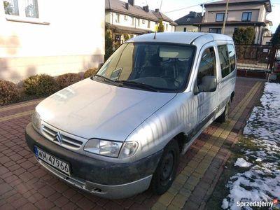 używany Citroën Berlingo 1,9 D