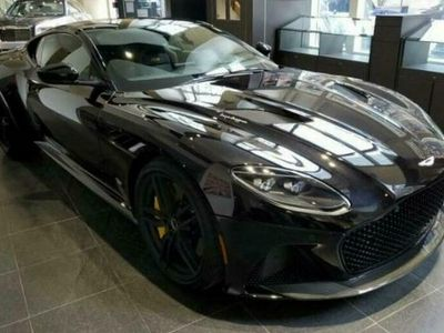 używany Aston Martin DBS DBSBLACK 2021 12 CYLINDER BENZ. 517KM 1336KM