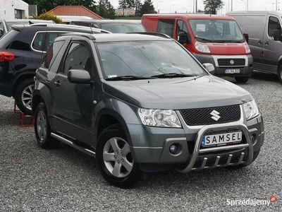 używany Suzuki Grand Vitara 1.6 Comfort 4X4 4WD 2006_106KM