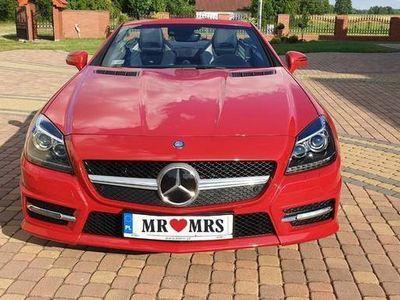używany Mercedes SLK350 EDITION 1 - DESIGNO !!!