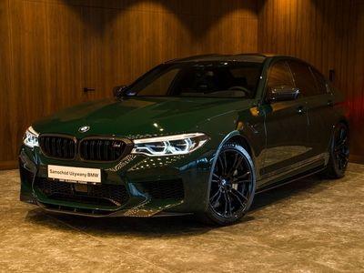 używany BMW M5 Sedan Basis