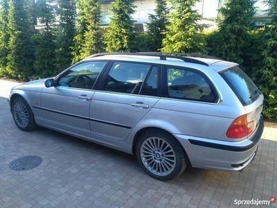 używany BMW 330 xi kombi e46 Touring