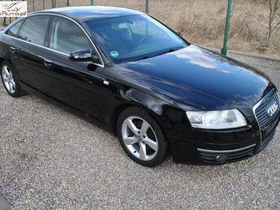 używany Audi A6 2.4dm3 176KM 2005r. 231 200km 2.4 benzyna z Niemiec sedan nie odpala 05r Cz wa