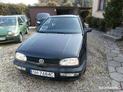 używany VW Golf III Golf sprzedam vw1,9 tdi 110 km III (1991-1998)