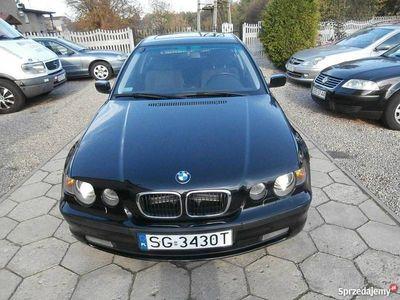 używany BMW 320 sprzedam e46 full opcja 1 właściciel