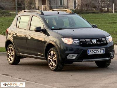 używany Dacia Sandero Stepway 0.9dm 90KM 2018r. 7 000km