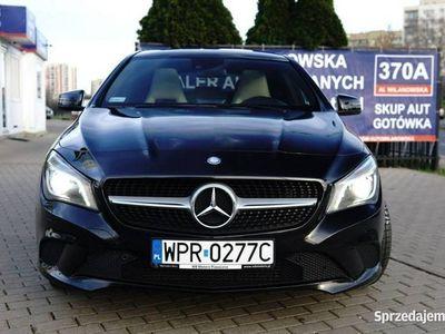 używany Mercedes CLA200 CLA 2001.6 156KM