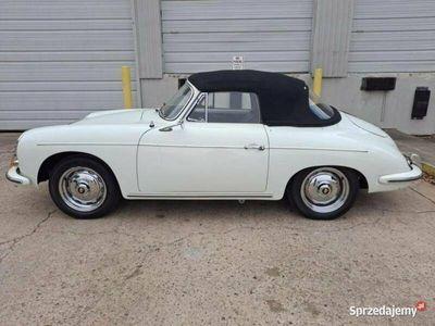 używany Porsche 356 356B WHITE 1960 4 CYLINDER BENZ. 90KM 12614KM