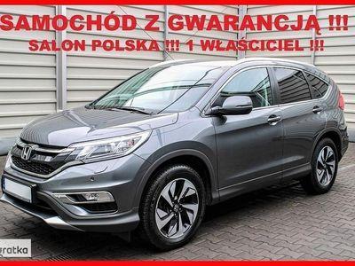 używany Honda CR-V IV LIFE STYLE + 4x4 + Salon PL + 1 WŁ.+ 100% Serwis !!!