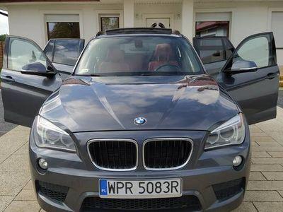używany BMW X1 xdrive28i, 2.0 245km m pakiet zewnętrzny i wewnętrz