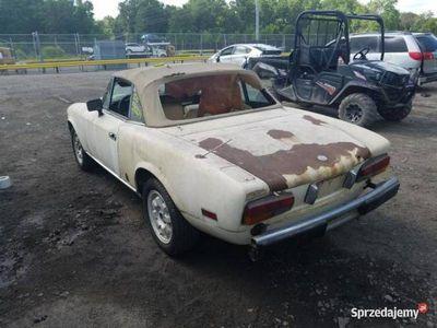 używany Fiat 124 Spider 124 Spider 1981 KLASYK
