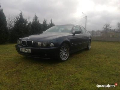 używany BMW 2002 E39 2.5 B+Gr.