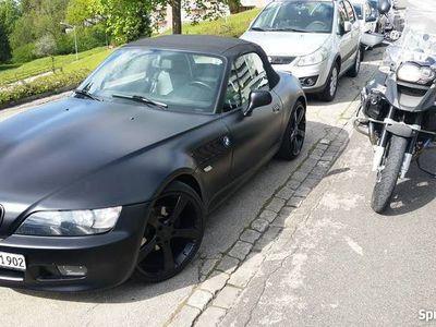 używany BMW Z3 M-pakiet Indywidual Eletr Dach kola 19