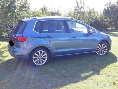 używany VW Golf Sportsvan VII 2,0 TDI