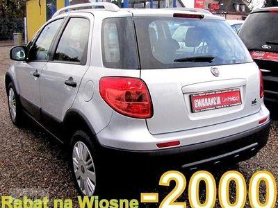 używany Fiat Sedici Napęd 4X4 Salon Polska Bezwypadkowy