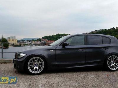 używany BMW 120 SERIA 1 d
