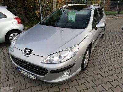 używany Peugeot 407 1.6 HDI Presence n.gama