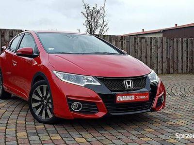 używany Honda Civic 1.6 D 16R LIFT BOGATA OPCJA STAN IDEALNY