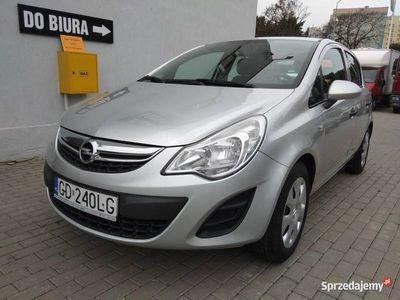 używany Opel Corsa D