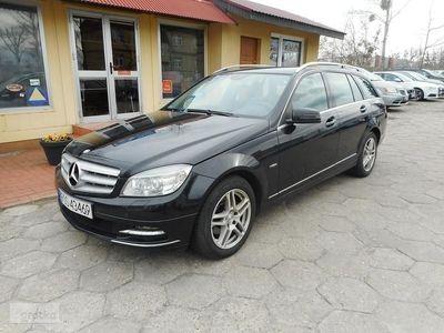 używany Mercedes 200 Klasa C W2042,2 CDI 136KM Automat Nawigacja Xenon Zarejestrowany