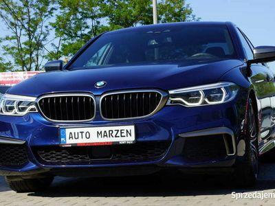 używany BMW M550 xd 3.0 Diesel 400 KM Full LED H&U IGŁA GWARANCJA!
