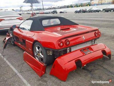 używany Ferrari F355 F355F1 Spider cabrio 3.5 V8 375 KM aut. RWD 1998