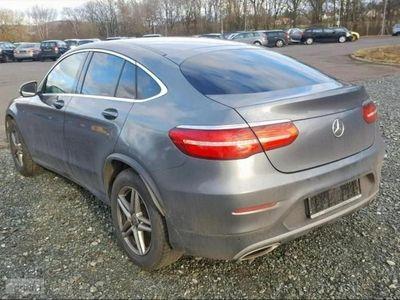używany Mercedes GLC250 Klasa GLC4Matic Coupe 2.0 benz. 211KM 9-bieg. autom. 20