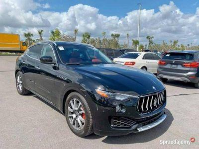 używany Maserati Levante LevanteLuxury 3.0l V6 benz. autom. 8-bieg. 430KM 2017
