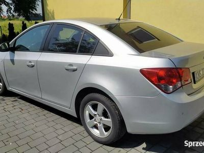 używany Chevrolet Cruze 1,6 2011/2012 sedan, nowy rozrzad, alu,