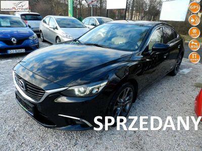 używany Mazda 6 2dm3 165KM 2015r. 109 812km Salon Pl Sky Passion I Właściciel faktura Vat 23% Gwarancja fabr.