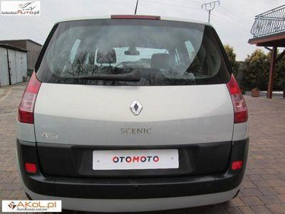 używany Renault Scénic II Scenic Scenic 1.5 DCI Tanio. 1.41.5 DCI Tanio. automatyczna klima.