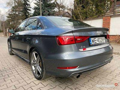 używany Audi A3 2.0 TFSI Limousine quattro S tronic S line 223KM