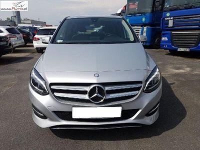 używany Mercedes B180 klasa B 1.5dm3 109KM 2016r. 87 755kmCDI, 216r., FV 23%, Gwarancja!!