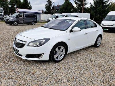 używany Opel Insignia I Innovation 2.0 CDTI Skóra Navi Kamera Wentylacja