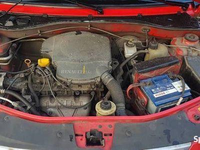 używany Dacia Logan 2007 1.4 benzyna renault thalia ekonomiczny