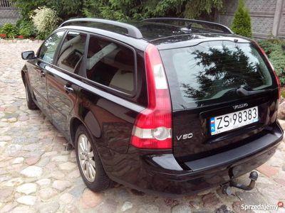 używany Volvo V50 2.0 Diesel Czarna Perła