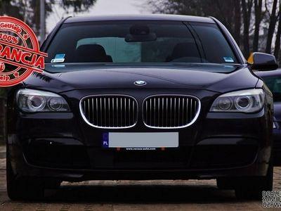 używany BMW 730 SERIA 7 d - M-Pakiet - MA WSZYSTKO - Zamiana Gwarancja Finansowanie FV23%
